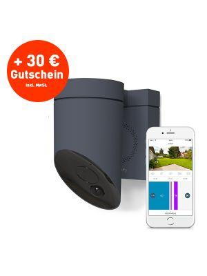 Somfy Außenkamera in der Farbe Grau